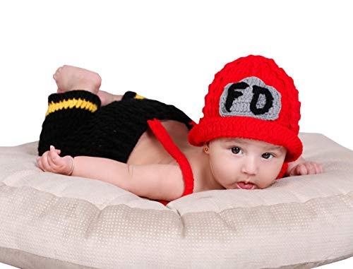 Matissa Bebé recién nacido accesorios de traje de fotografía de punto de...