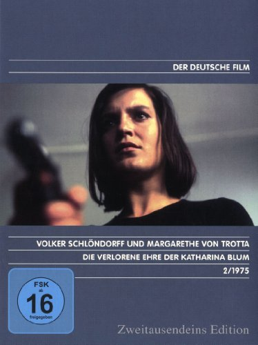 Verlorene Ehre Der Katharina Blum, Die - Zweitausendeins Edition Deutscher Film 2/1975.