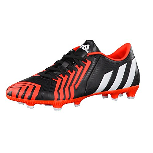 Adidas Predator Absolado Instinct FG Football Boots (Yellow/Grey)-UK Size 9