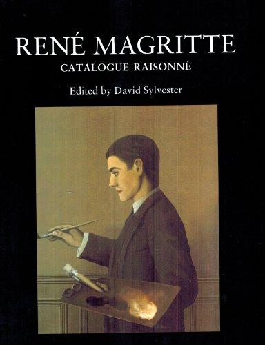 René Magritte. Oil Paintings, Objects, Bronzes. Gouaches, Temperas, Watercolours, Papiers Collés: Catalogue Raisonné. 5 Volume Set: Catalogue Raisonné.
