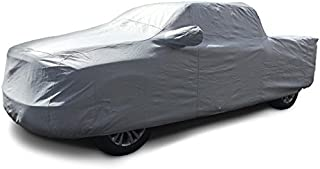 CarsCover Custom Fit 2007-2019 Toyota Tundra CrewMax 5.6ft Short Bed Truck Car Cover Heavy Duty All Weatherproof Ultrashield
