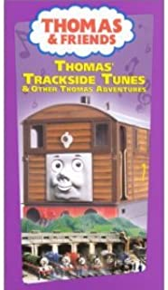 Thomas' Trackside Tunes & Other Thomas Adventures VHS
