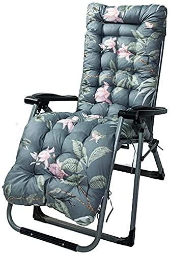 AMYZ Cuscino per Sedia,Cuscino per Sedia a Sdraio,Cuscino a Dondolo Cuscino per Sedia Antiscivolo Cuscino per Sedia Lavabile Sedia Lunga Tappetino per Finestra Tappetino per sedie da Giardino per
