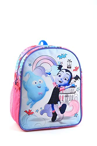 Jacob   Co. Backpack Vampirina: Mochila Infantil  30 cm   Color Azul