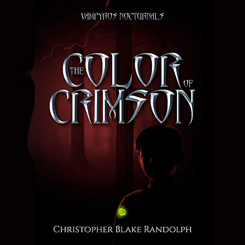 The Color of Crimson Audiobook By Christopher Blake Randolph cover art