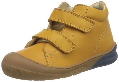 Naturino Unisex-Kinder Nirez Vl Sneakers, Zucca-Navy, 31 EU