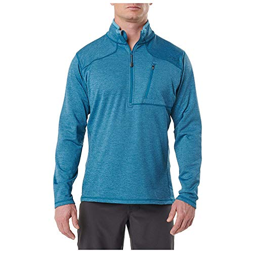 5.11 Tactical Series 511-72045 Sweat-Shirt Homme Lake Heather FR : S (Taille Fabricant : S)