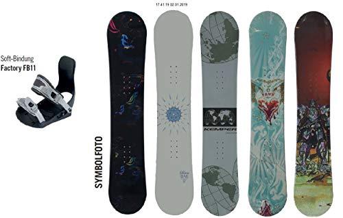 unterschiedliche Marken Snowboard Inclusive Bindung Längen von 150 bis 155 cm zum Hammerpreis Neu
