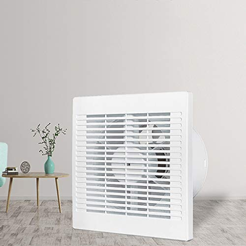 Exhaust Fan 6 Inch Bathroom/Bathroom Wall Window Powerful Mute ZHAOSHUNLI 1030