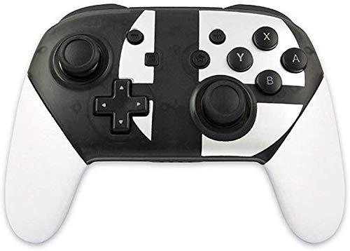 Gamepad sans fil à double vibration, manette jeu PS4, manette jeu sans fil pour contrôleur jeu, combiné pour manette jeu à chargement rapiUSB, compatibilité pour les téléphones Android et Ios, blan