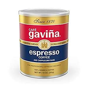 Gavina Espresso Roast Ground Coffee
