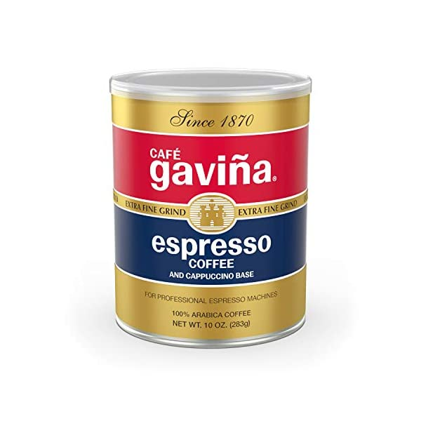 Gavina Espresso Roast Ground Coffee