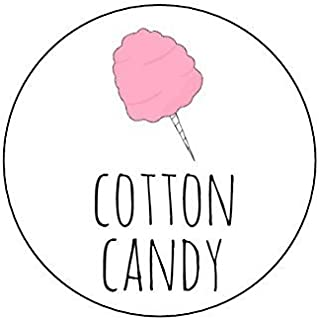 Cotton Candy Stickers - Set of 20