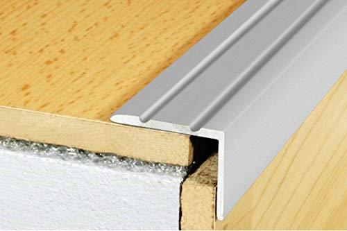 1 styck   Vinkelprofil   aluminium   rostfri   Effector   1800x25x20mm   A36SK   silver