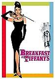 Poster affiche Frühstück bei Tiffany Classic Movie