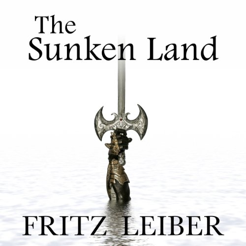 The Sunken Land audiobook cover art