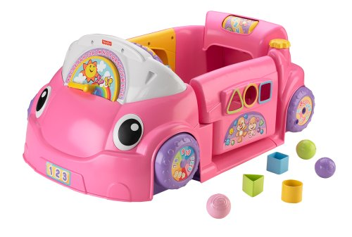 Fisher-Price Laugh & Learn Smart Stages Crawl Around Car Now $35 (Was $59.99)