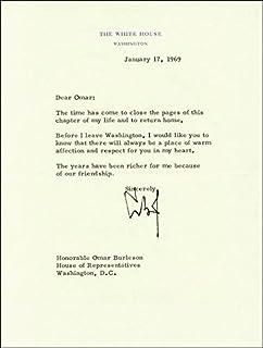 President Lyndon B. Johnson - Typed Letter Signed 01/17/1969