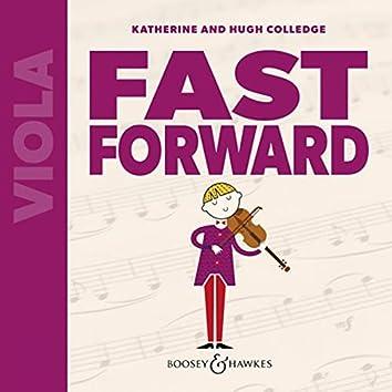 Katherine & Hugh Colledge: Fast Forward for Viola