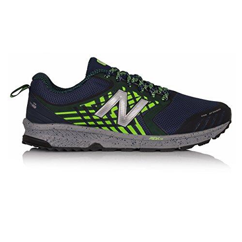 New Balance Nitrel - Zapatillas de Correr para Hombre, Color Naranja, Color Azul, Talla 41.5 EU Weit