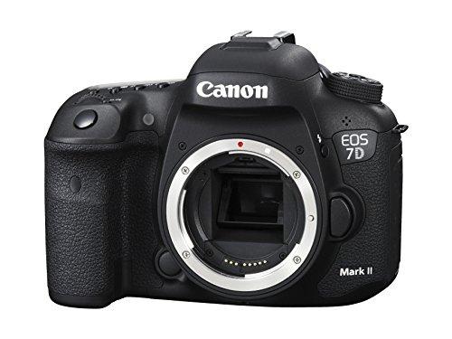 Canon EOS 7d Mark II + w-e120.2MP CMOS 5472x 3648pixel schwarz