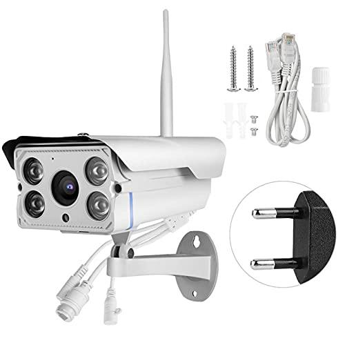 Función de Control Remoto Cámara de Control Inteligente Ranura para Tarjeta inalámbrica 1080P HD TF para(European regulations)