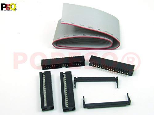 1 M X schrumpfschlauch 9.5mm 2:1 negro #a2760