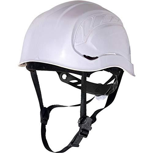 Delta Plus Venitex Granite Peak Safety Helmet Climbing Mountaineering Electrical Hard Hat - White