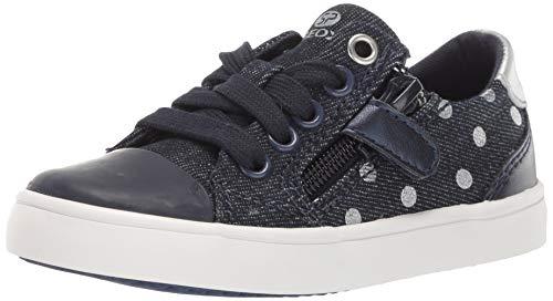 Geox Sportschuhe für Damen und Mädchen J924NC 0SBNF J GISLI C0673 Navy Schuhgröße 32