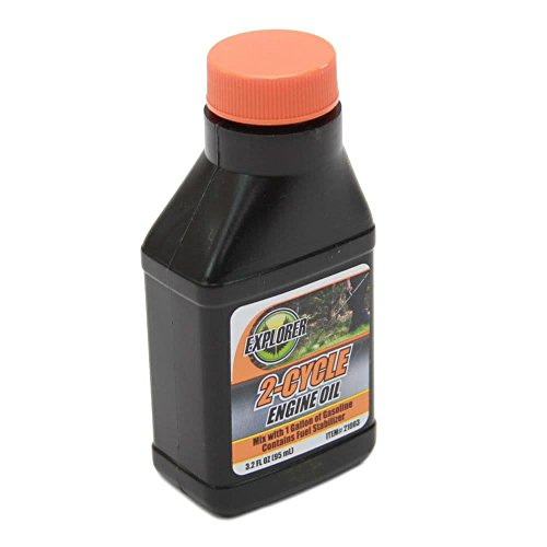 EXPLORER 2 Cycle Engine Oil Case of 24/3.2 OZ