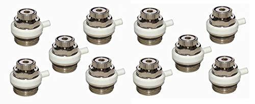 Durovent - automatische Heizkörperentlüfter 10er Pack 1/2' Metallausführung