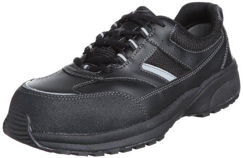 [ミドリ安全] 安全作業靴 JSAA認定 踏み抜き防止版入り プロスニーカー SL603 P5 メンズ ブラック JP 22.0(22cm)