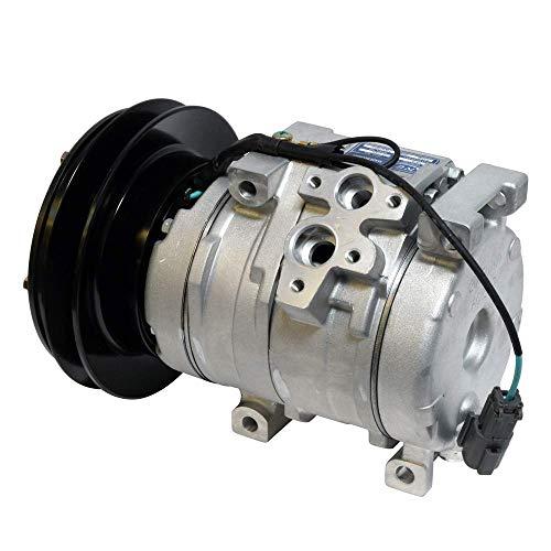 SINOCMP Compresor de Aire Acondicionado 447200-5031