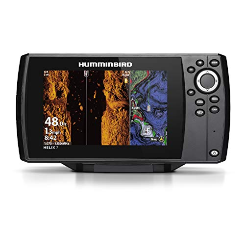Price comparison product image Humminbird 410950-1NAV HELIX 7 CHIRP MSI (MEGA Side Imaging) GPS G3 NAV Fish Finder