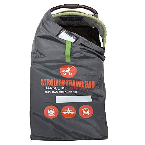 Baby Stroller Travel Carry Bags for XL Standard/Double Stroller