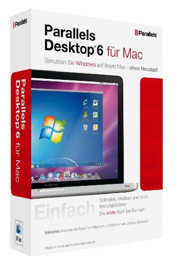 Parallels Desktop 6 für Mac