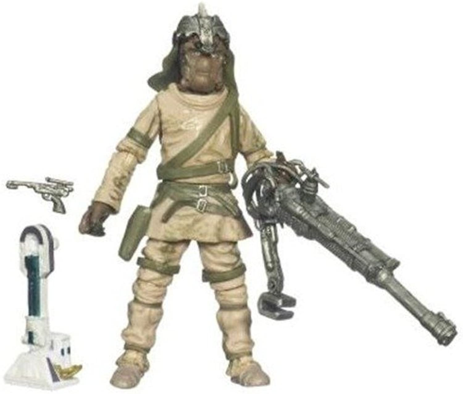 Hasbro Star Wars 2009 Legacy Collection BuildADroid Action Figure BD No. 23 Nikto Gunner