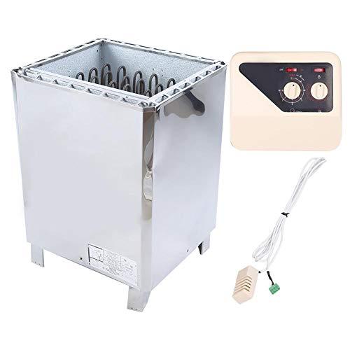 Lantro JS Saunaofen, Antioxidations-Saunaofen, hochtemperaturbeständig für das Home Hotel(10.5KW)
