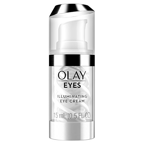 Eye Cream by Olay Eyes Illuminating to Help Reduce the look of Dark Circles Under Eyes, 0.5 Fl...