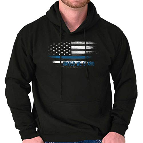 Little Boys Blue Lives Matter Police Blue Line Us Flag1 Cotton Short Sleeve Tee Shirt Size 2-6