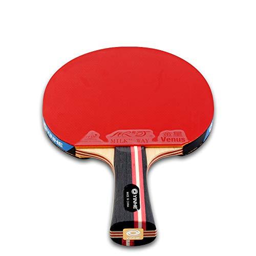 GEVJ 7 sterren nationale tafel tennis racket puistjes in rubber ping pong pingpong vleermuis
