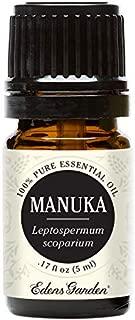 Edens Garden Manuka Essential Oil, 100% Pure Therapeutic Grade (Highest Quality Aromatherapy Oils- Acne & Eczema), 5 ml
