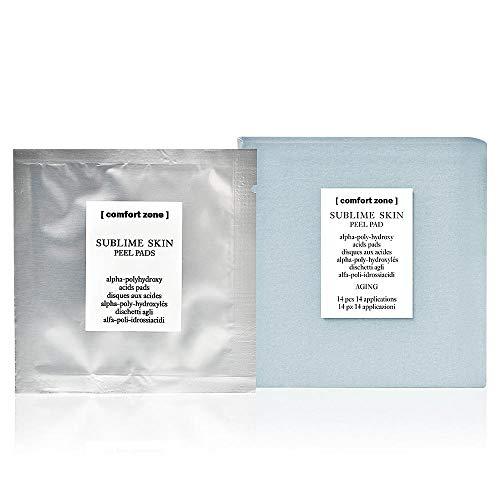 Comfort Zone Sublime Skin Peel Pad Tratamiento Facial - 14 Unidades
