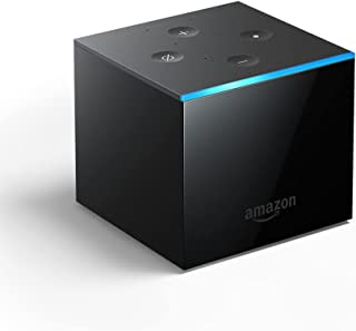 Fire TV Cube, Hands-free streaming device with Alexa, 4K...
