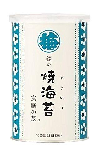 山本海苔店 食膳の友 銘々 焼海苔 小缶 九州有明海産 お歳暮