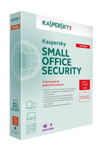 Kaspersky Small Office Security 5 User Update [import allemand]