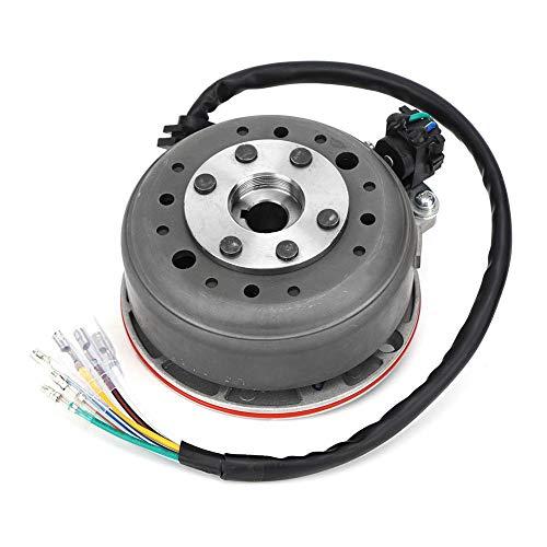 Magneto Stator, Zündung Magneto Stator Rotor Montagesatz Passend für LIFAN 150ccm Motorrad Dirt PIT Bike