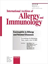 Eosinophils in Allergy and Related Diseases: Workshop, Tokyo, June 2002: Proceedings. Supplement Issue: International Archives of Allergy and Immunology 2003, Vol. 131, Suppl. 1