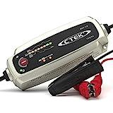 CTEK 56-305 MXS Batterieladegerät 5 Batterieladegerät Mit Automatischer Temperaturkompensation, 12V 5 Amp (EU Stecker)*
