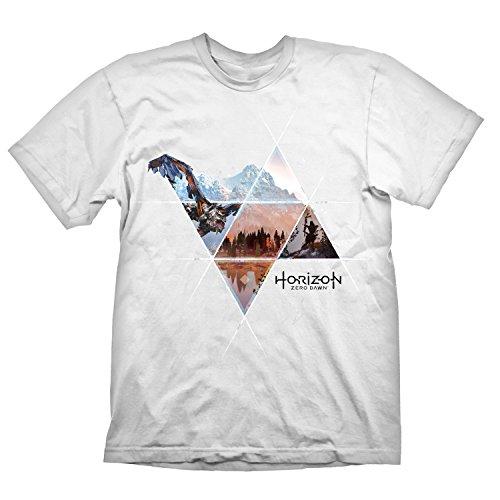Gaya Entertainment ge6127s T-shirt, multicolore, S
